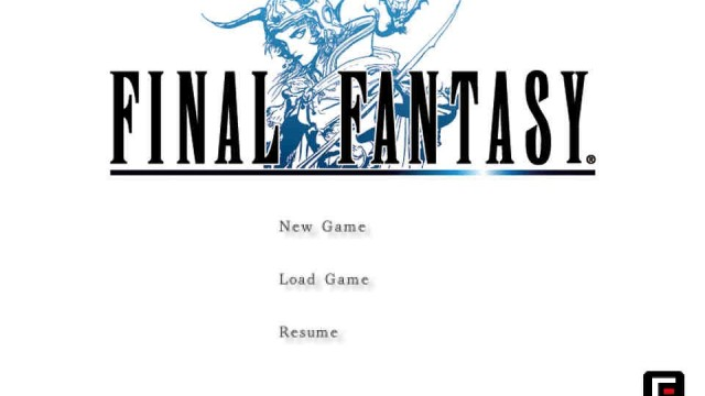 Square Enix slashes prices of Final Fantasy games on the App Store