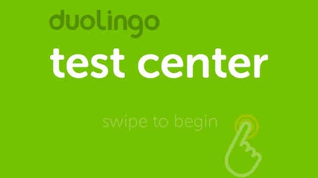 Duolingo Test Center lets you certify your English proficiency right on your iOS device