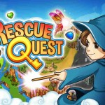 Chillingo lets you embark on a Rescue Quest in its new match-three puzzle adventure game