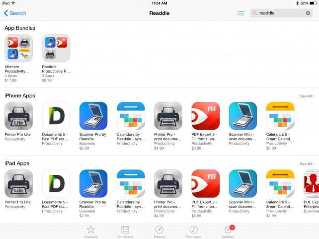 Readdle discounts its popular productivity apps for Thanksgiving and Black Friday