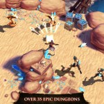 Gameloft updates Dungeon Hunter 4 with new dungeons, new terrors and more