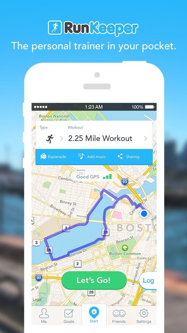 RunKeeper update brings indoor tracking improvement, Health integration and more