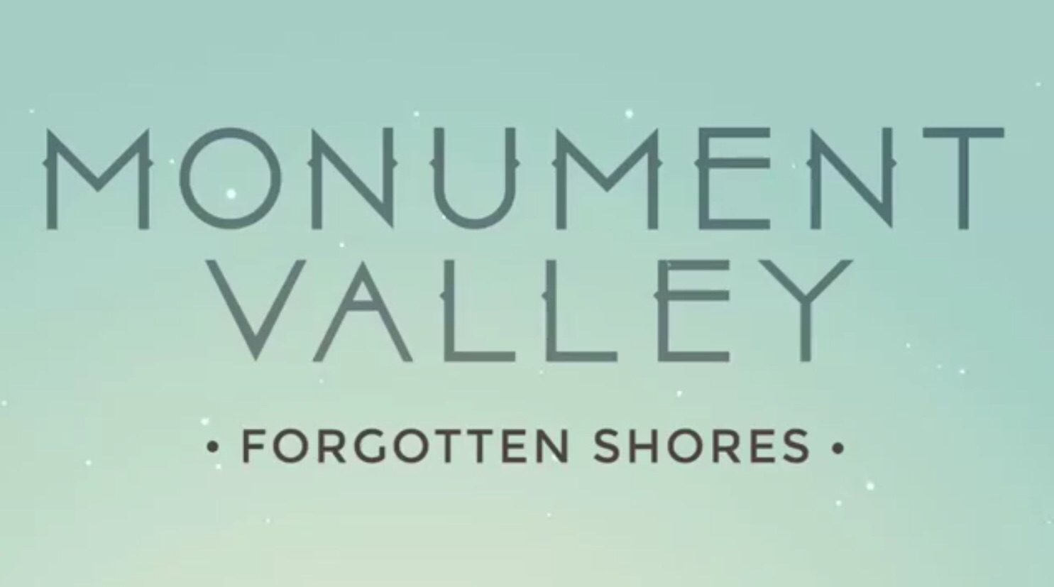 Monument Valley to gain new levels through upcoming 'Forgotten Shores' expansion