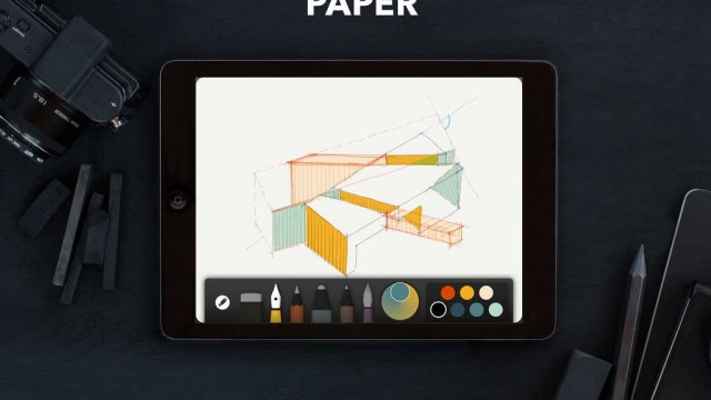 Paper by FiftyThree updated with Adobe Creative Cloud integration and Mix tweaks