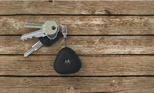 Never misplace your iPhone or keys again thanks to Motorola's new Keylink