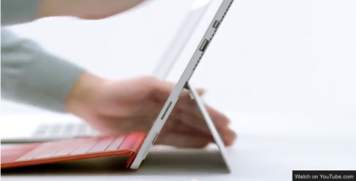 Microsoft hopes 'Winter Wonderland' will lead to higher Surface Pro 3 sales