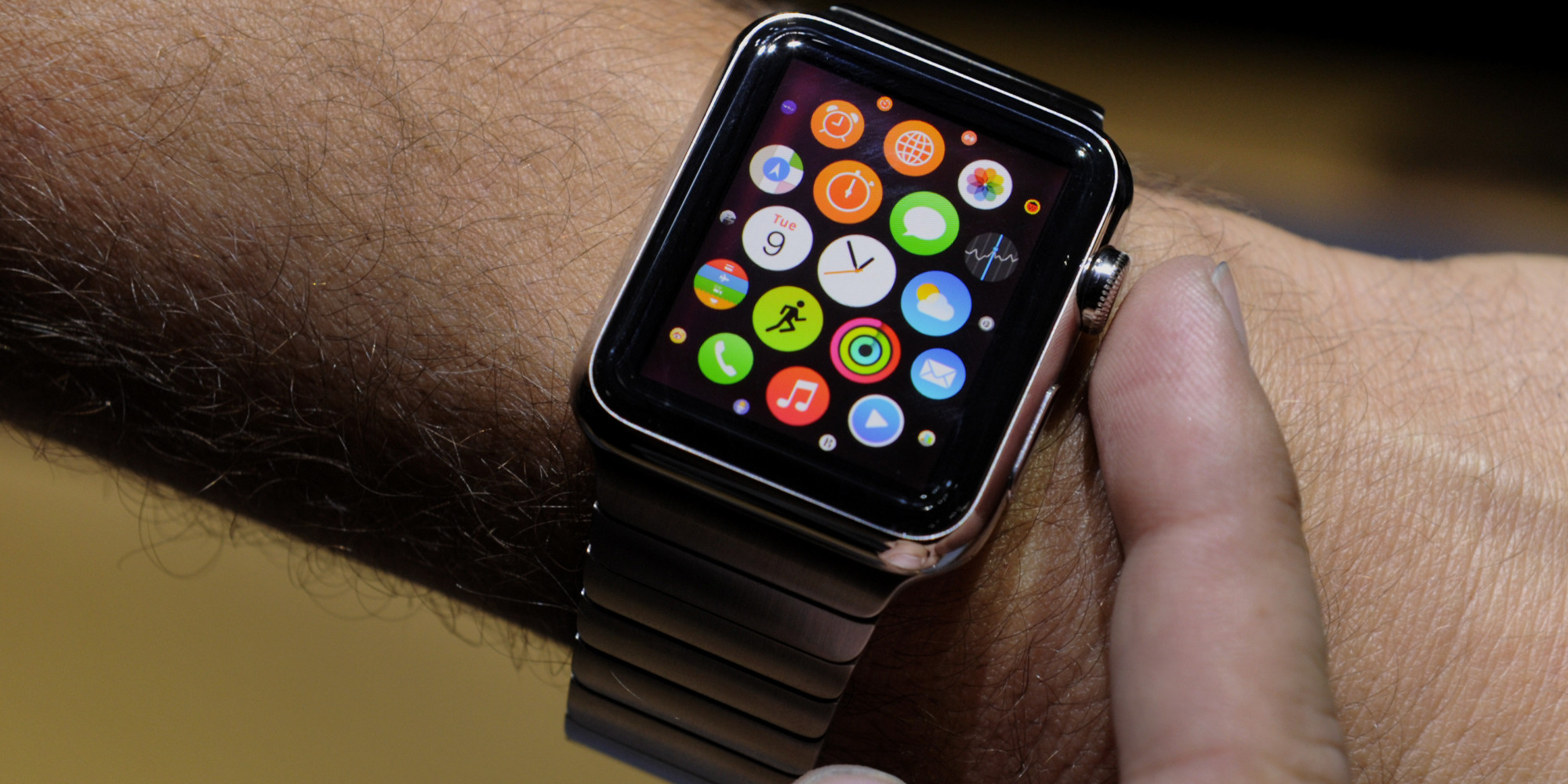 Apple Watch receives award before it even launches