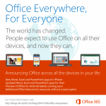 First iPad, now Microsoft Office comes to iPhone