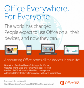 Now you can have the power of Office in your pocket with our App of the Week.