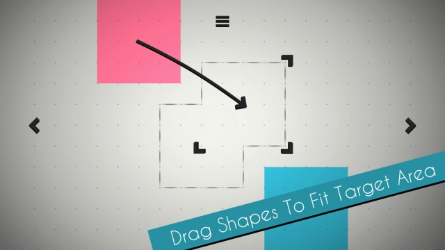 There's more to these shapes than what meets the eye in Zengrams, a challenging puzzle game