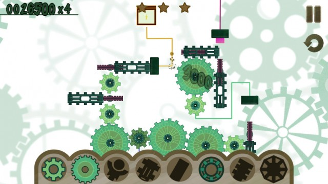 Watch everything come together in A Mechanical Story, a charming puzzle game