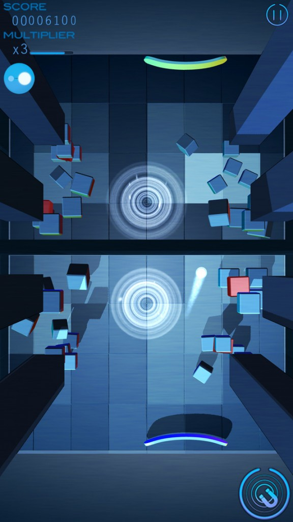 Experience Breakout like never before in Grey Cubes