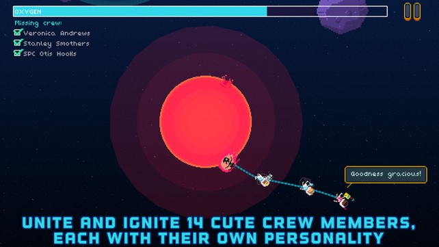 Sunburn! is a gorgeous physics-based puzzle game where death is imminent, so make the best of it