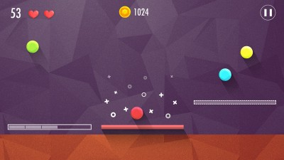 Are you quick enough to keep the balls flying in TRIOO?