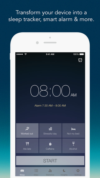 Runtastic wants us to Sleep Better with its new iPhone app