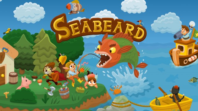 Sail your own way in the upcoming open world adventure Seabeard