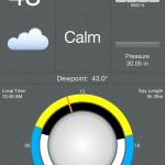 Weather app Seasonality Go updated with universal support for the iPhone and more