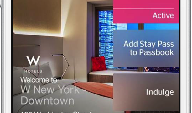 With SPG Keyless, Starwood says goodbye to traditional hotel room keys