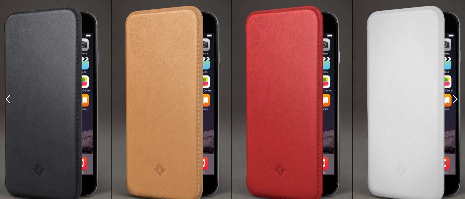 Twelve South's SurfacePad adds style to your new iPhone 6 but not much protection