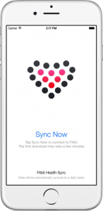 The new Sync Solver app for iOS moves Fitbit data to Apple's Health app