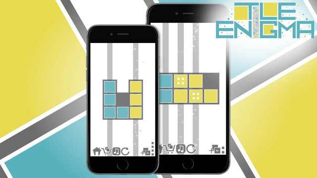 Upcoming puzzler Tile Enigma is about sliding and striping to serenity