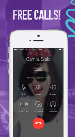 Viber update ushers in interactive notifications and other goodies for iOS 8 users