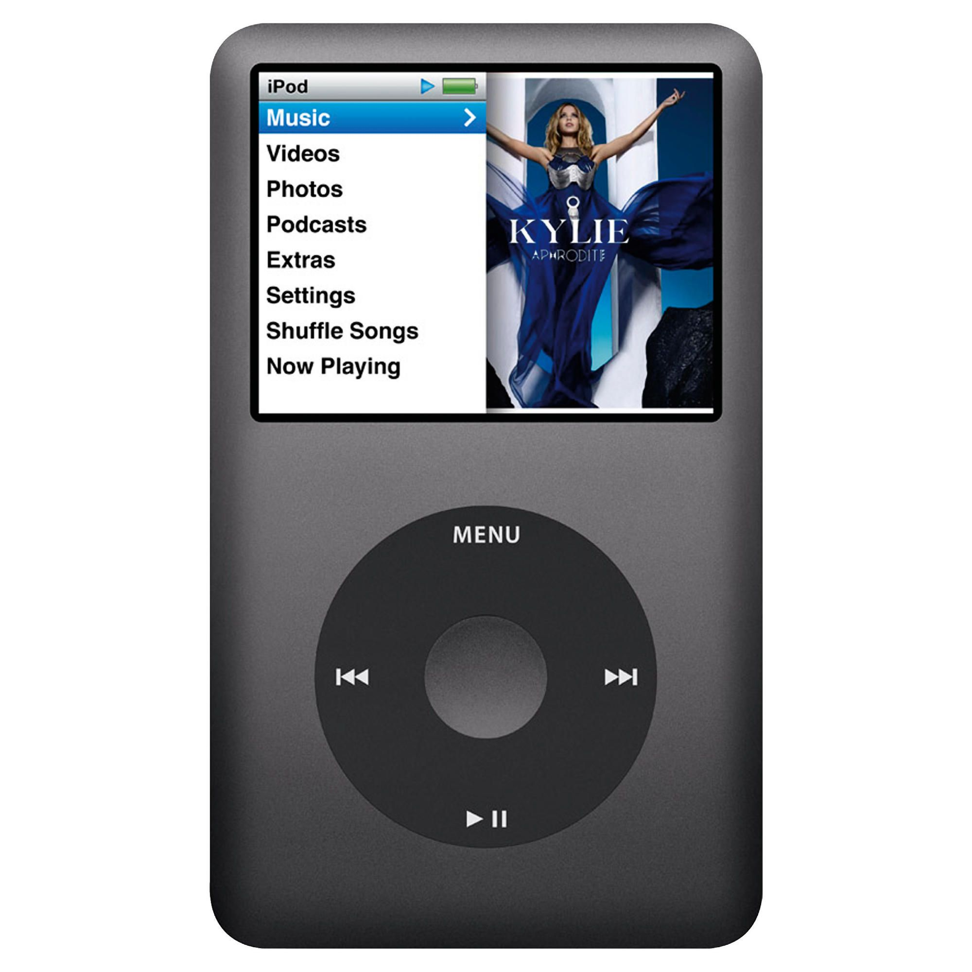 The iPod Classic remains in high demand on the secondary market, 3 months after Apple retired it