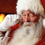 Have you been good this year? It's time to track Santa on this Christmas Eve