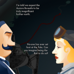 Inkle's acclaimed 80 Days steampunk adventure game travels to the North Pole