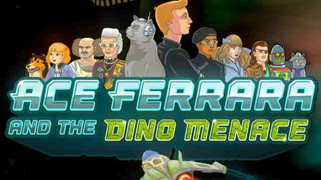 Watch out for the App Store comeback of Ace Ferrara and the Dino Menace