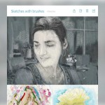 Adobe updates Photoshop Sketch and Illustrator Line for iPad with autosave and more