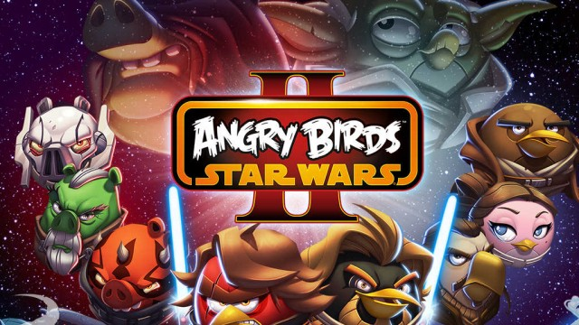 Angry Birds Star Wars II updated with new 'Revenge of the Pork' chapter