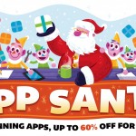 App Santa delivers the best holiday deals on popular iOS apps for a limited time