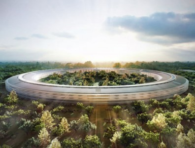 Apple's Campus 2 to feature $161 million auditorium and $74 million fitness center