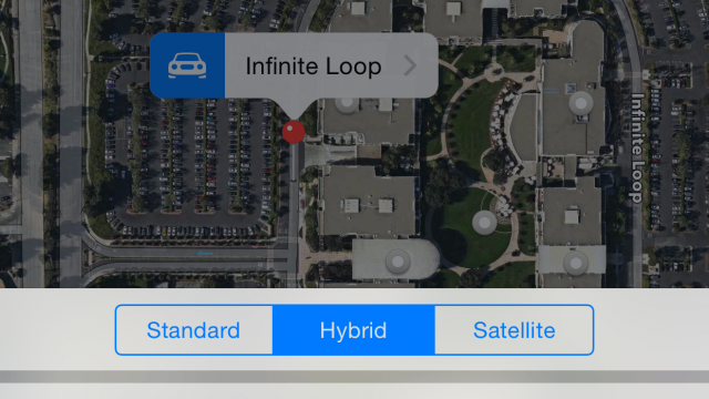 Apple working to improve crowdsourcing features of its Maps software