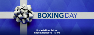 Apple launches Boxing Day sales on the iTunes Store in select countries