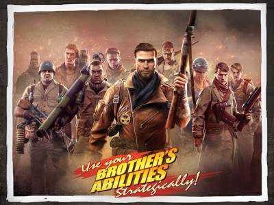 Gameloft deploys Brothers in Arms 3: Sons of War on iOS