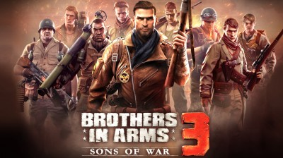 Prepare for battle in Gameloft's upcoming Brothers In Arms 3