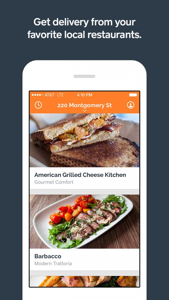 Square launches official iOS app of popular food delivery service Caviar