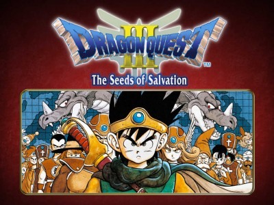Square Enix officially releases iOS port of Dragon Quest III: The Seeds of Salvation