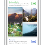 Facebook updates Rooms and Slingshot with new features and improvements
