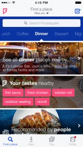 Foursquare for iPad set to check into the App Store soon