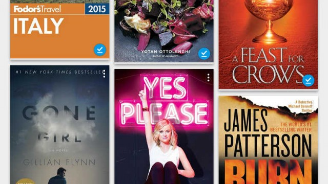 Google Play Books 2.0 features 'Material Design,' upload support and more