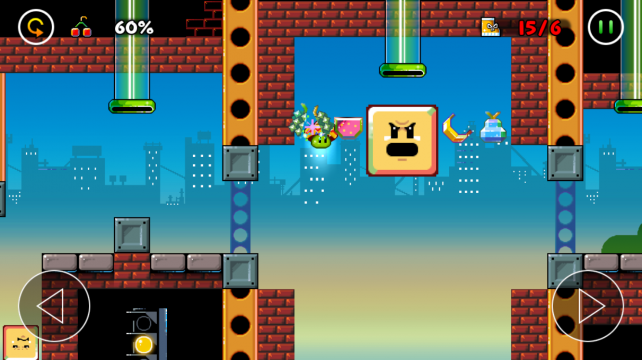 Bounce to the finish with finesse in Bean Dreams, the latest platformer from Kumobius