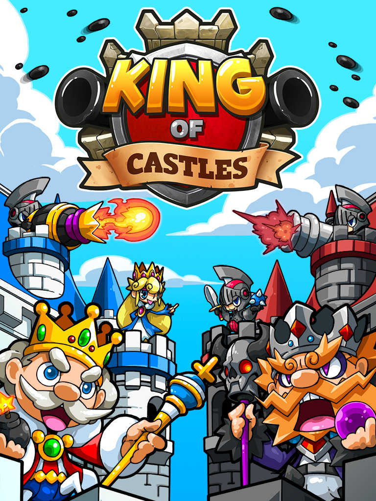 DeNA launches King of Castles: Throne Battle, teases Blood Brothers 2