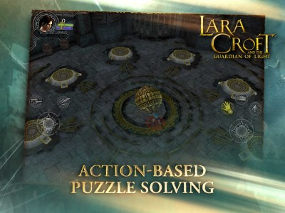 Square Enix reignites Lara Croft and the Guardian of Light for iOS with new update