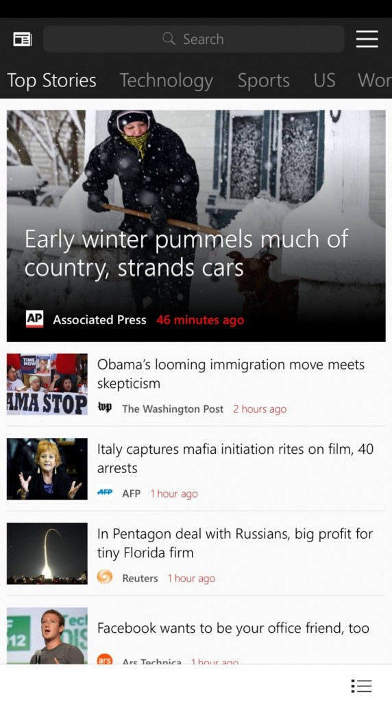 Microsoft releases MSN News, Sports, Money, Health & Fitness and Food & Drink apps for iOS