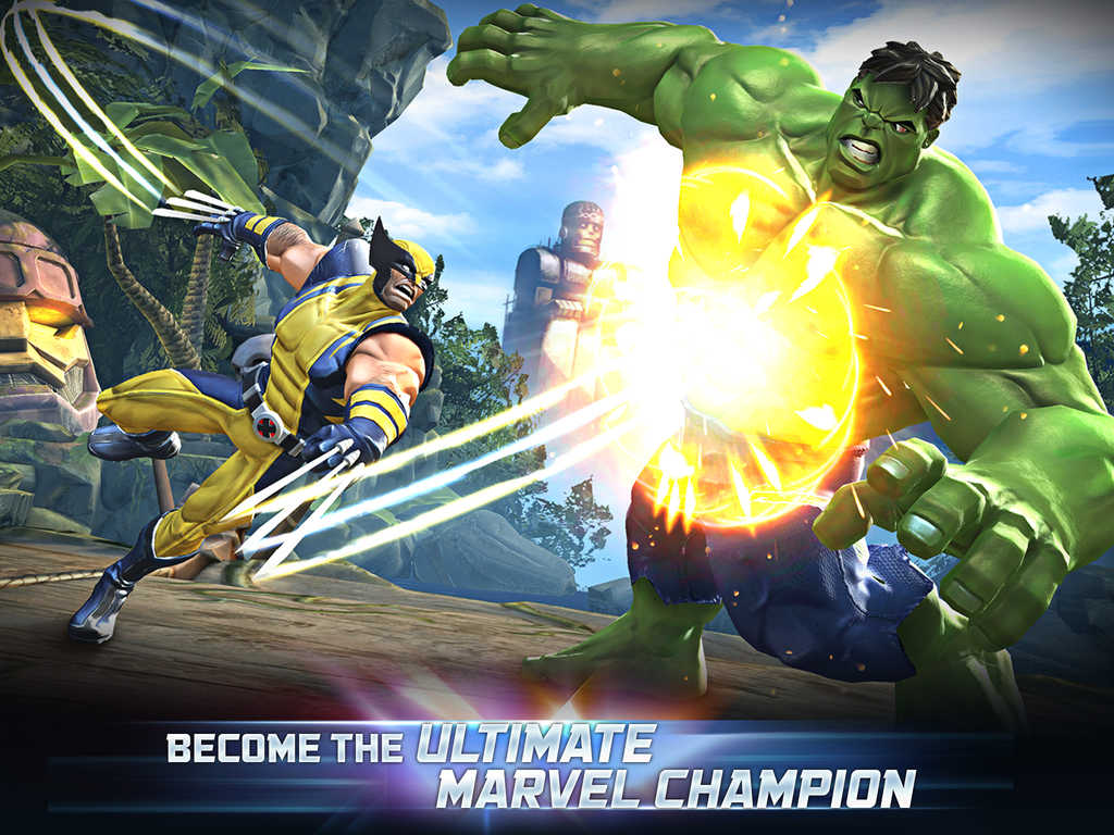 Marvel has a strong showing on the App Store this week with three iOS games