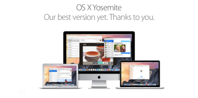Apple releases new public beta for OS X Yosemite 10.10.2