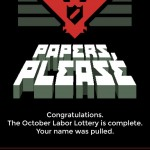 Acclaimed border inspector game Papers, Please granted entry to iOS